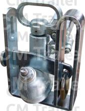 TRAILER COUPLING LOCK Heavy Duty