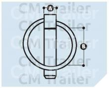 body hardware all products cm trailer parts new Schematic Diagram of Arc Ion Plating