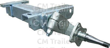 TORSION ARM SUSPENSION HALF AXLE SETS