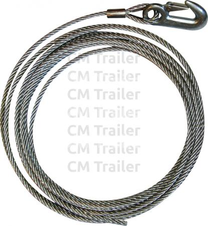 6mm* WIRE ROPE