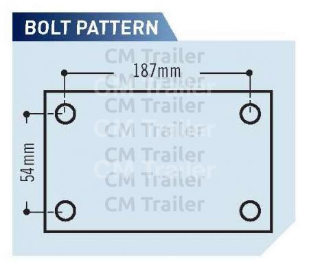 TE4C796CZ - Bolt Pattern