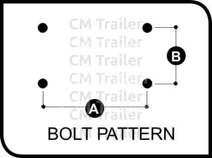 PLUNGER COUPLING BOLT PATTERN