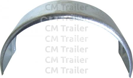 SINGLE AXLE ROLL FORMED
