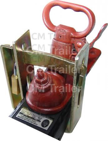 TRAILER COUPLING LOCK Standard Two Position