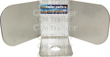 STAINLESS STEEL BUMPER GUARD