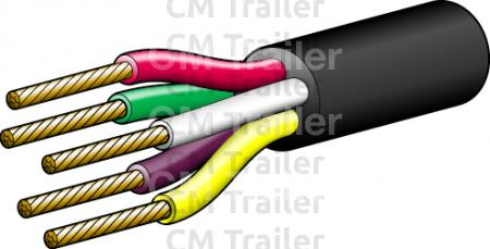 Wire reflectors accessories cm trailer parts new zealand 5 core automotive cable te17c5 cheapraybanclubmaster