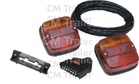 Tail Lamps CM Trailer Parts – Narva Trailer Plug Wiring Diagram