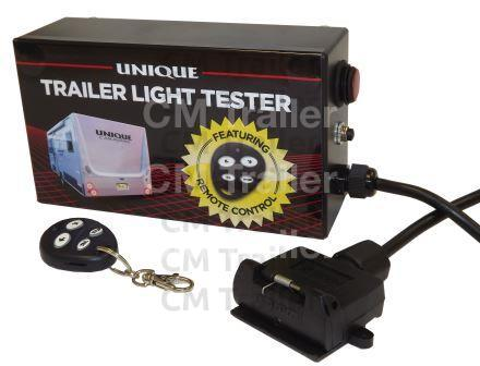 TE17TLT - TRAILER LIGHT TESTER