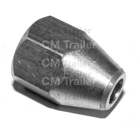 STAINLESS STEEL TUBE NUT