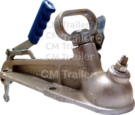Heavy Duty Coupling with Handbrake