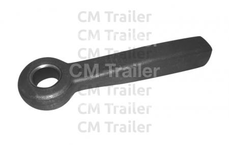 50mm RINGFEDER TOWING EYE