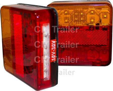 M/V SUBMERSIBLE COMBINATION TAIL LAMPS