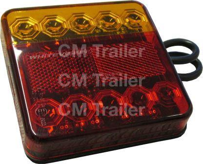 LED Combination Stop/Tail/Indicator lamp M/V