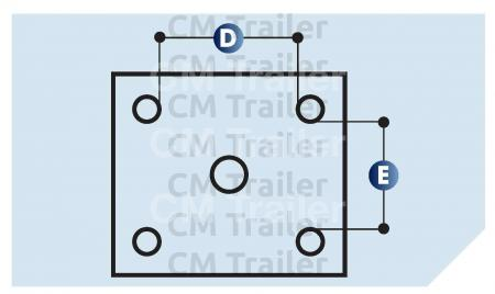 U Bolts & Fittings   CM Trailer Parts   New Zealand Trailer Parts