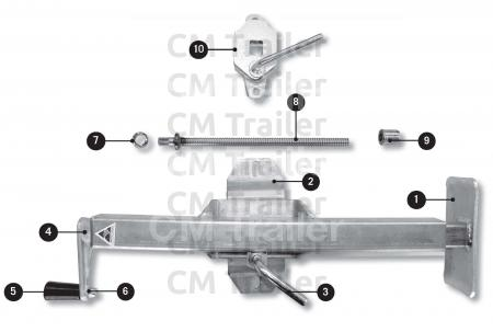 MACHINERY STAND PARTS