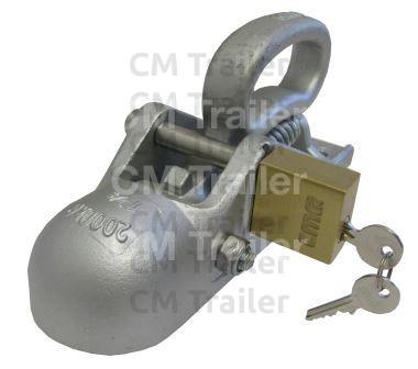TE12TCL100 in coupling lock TE4C804