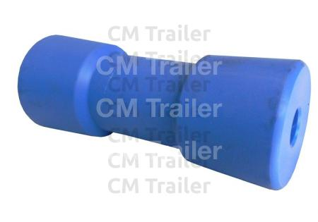 POLY NYLON KEEL ROLLERS