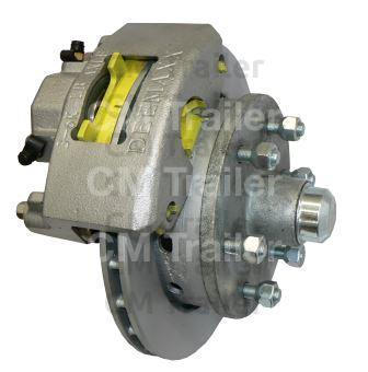 ROTORS & CALIPERS AVAILABLE IN STAINLESS STEEL