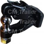 "1 7/8"" BALL AND PINTLE HOOK"