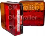 MULTI-VOLT SUBMERSIBLE LED COMBINATION TAIL LAMPS