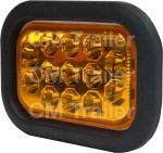 MAXIZORB (TM) MULTI-VOLT LED TAIL LAMPS
