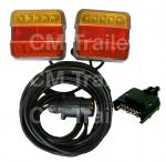 LED MAGNETIC TOW LAMP KIT