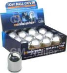 TOWBALL COVER CHROME DISPLAY BOX - 12